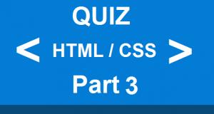 HTML-CSS-Quiz-part-3