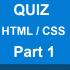 HTML-CSS-Quiz-part-1