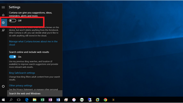 disable-cortana-from-menu