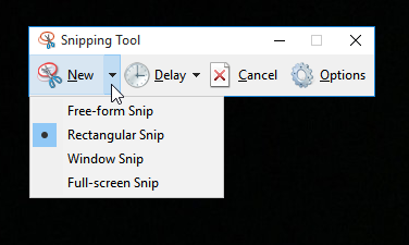 snipping-tool-new-option