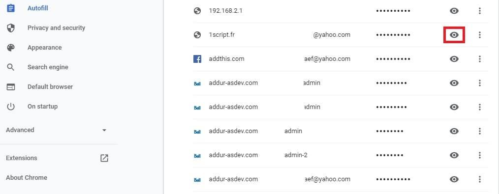 show-password-google-in-chrome